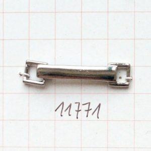 Zapięcie metalowa klamra 11771