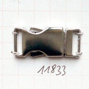 Zapięcie metalowa klamra 11833