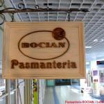 Pasmanteria BOCIAN - szyld