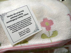 Miękkie, ekskluzywne ręczniki