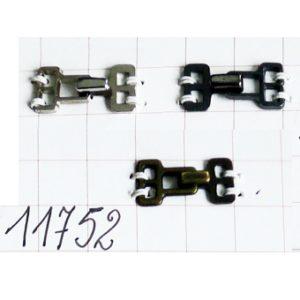 Zapięcie metalowa klamra 11752