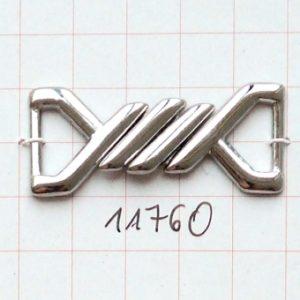 Zapięcie metalowa klamra 11760