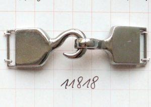 Zapięcie metalowe 11818