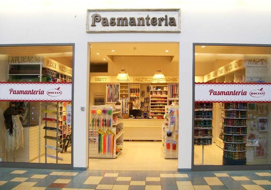 Pasmanteria BOCIAN w Lublinie ul. Orkana 4