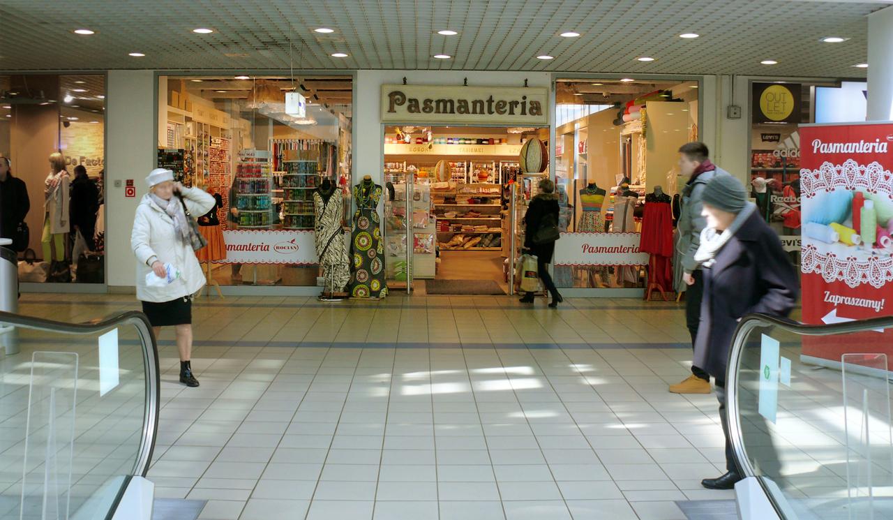 Pasmanteria BOCIAN - najlepsza pasmanteria w Lublinie.