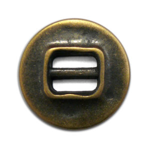 Guzik metalowy 33435 rozmiar 36