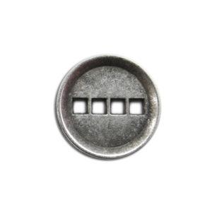 Guzik metalowy 33540 rozmiar 24