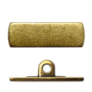 Guzik metalowy 55089 rozmiar 36