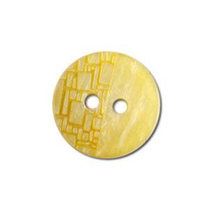 Guzik 6634 rozmiar 24 (żółty)