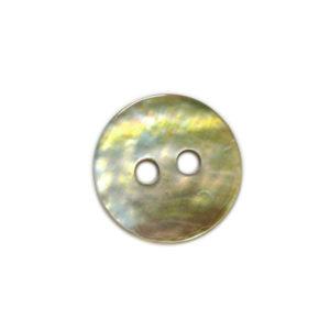 Guzik z masy perłowej 0211, rozmiar 18'