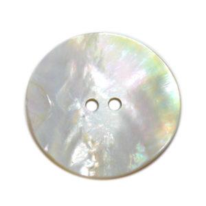 Guzik z masy perłowej 0211, rozmiar 40'