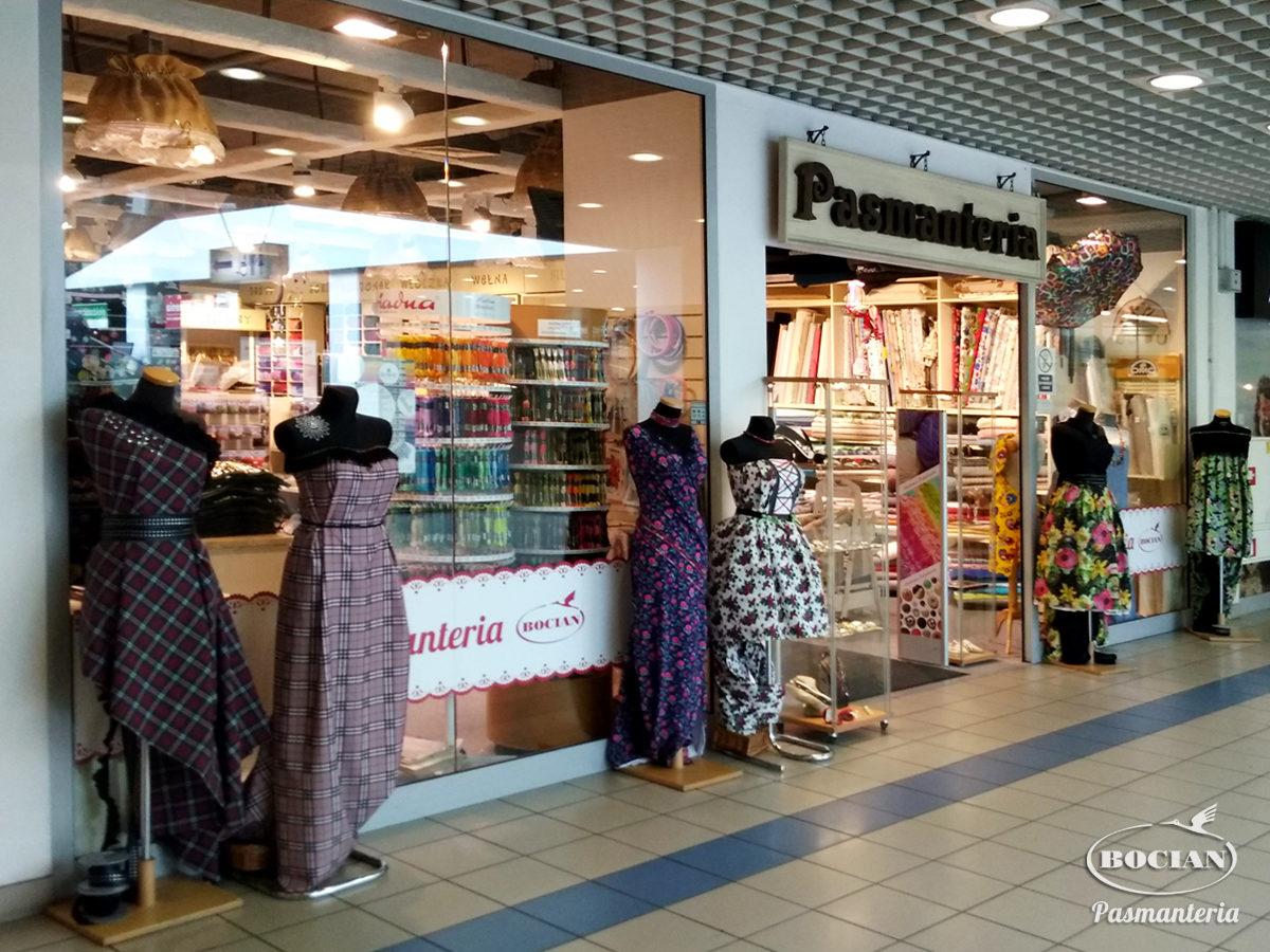 Pasmanteria w Lublinie - sklep BOCIAN