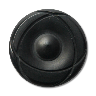 Guzik 6514 rozmiar 36' czarny