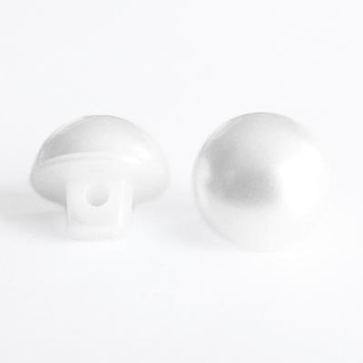 98009 20' 18' 16' perełka biała - widok z boku