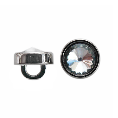 Guzik 99777-S-14 8mm kolor srebrny
